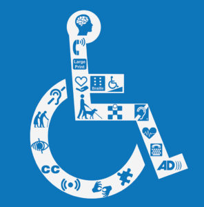 is it time to change the disability symbol visualise training and