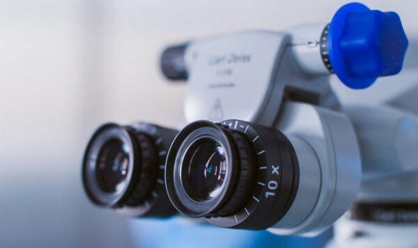Eye test equipment photo