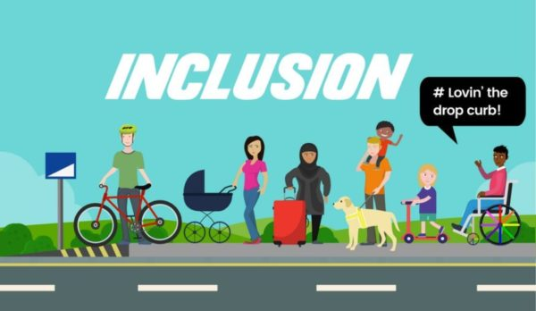 Inclusion graphic